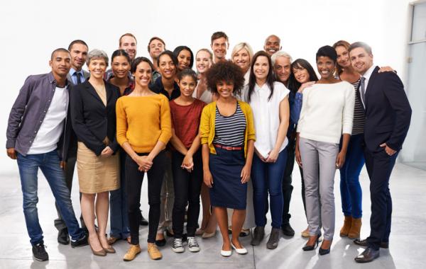 Group of teachers
